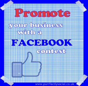 promote your Facebook photo contests